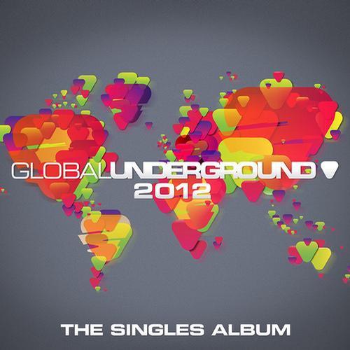 Album Art - Global Underground 2012