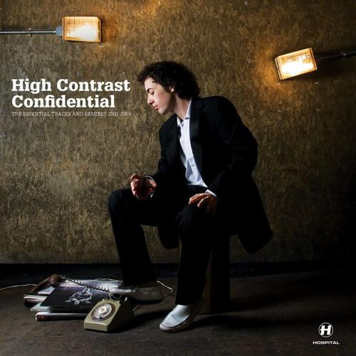 Album Art - Confidential (UK edition)