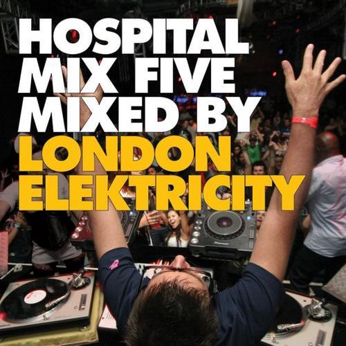 Album Art - Hospital Mix 5