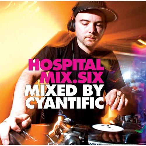 Album Art - Hospital Mix 6