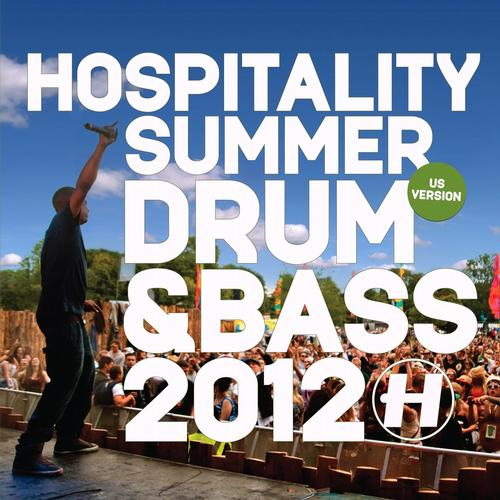 Album Art - Hospitality: Summer Drum & Bass 2012 (US Version)