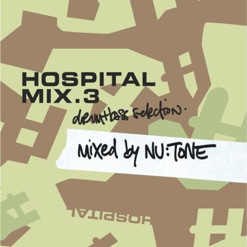 Album Art - Hospital Mix 3