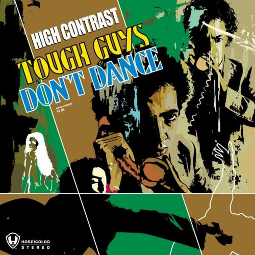 Album Art - Tough Guys Don't Dance