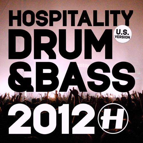 Album Art - Hospitality: Drum & Bass 2012 (U.S. Version)