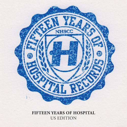Album Art - Fifteen Years of Hospital Records (US Edition)