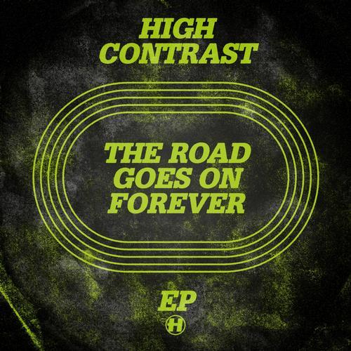 Album Art - The Road Goes On Forever