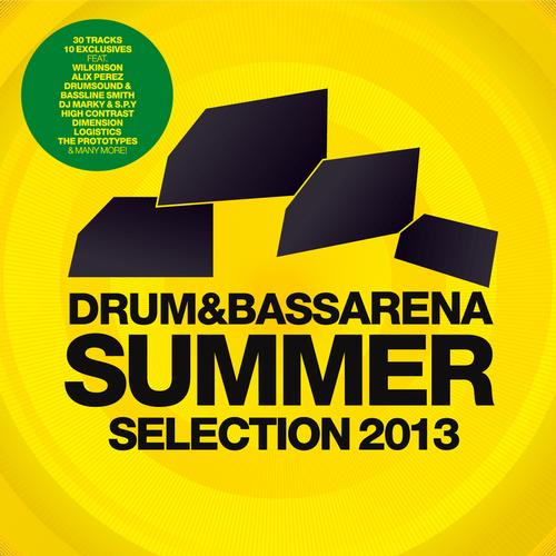 Album Art - Drum & Bass Arena Summer Selection 2013