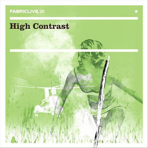 Album Art - Fabriclive 25: High Contrast