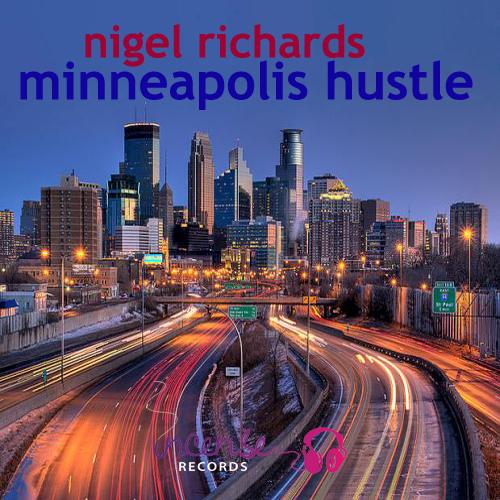 Album Art - Minneapolis Hustle