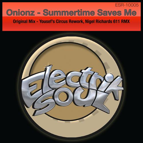 Album Art - Summertime Saves Me