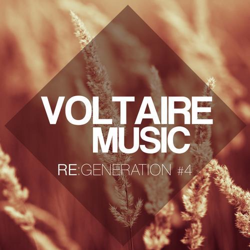 Album Art - Voltaire Music Pres. Re:generation #4