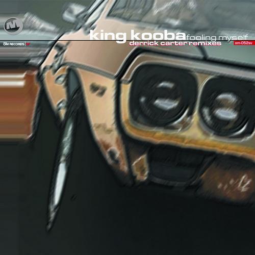 Album Art - Fooling Myself Derrick Carter Remixes