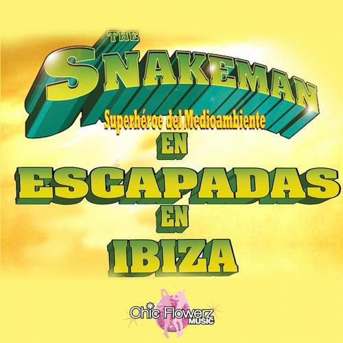 Album Art - The Snakeman (Escapadas en Ibiza)