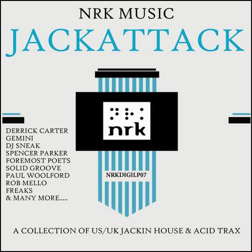 Album Art - Various Artists - JackAttack