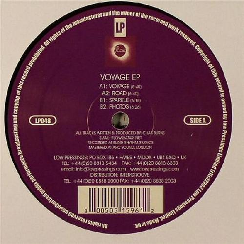 Album Art - Voyage EP