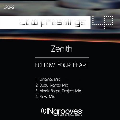 Album Art - Follow Your Heart