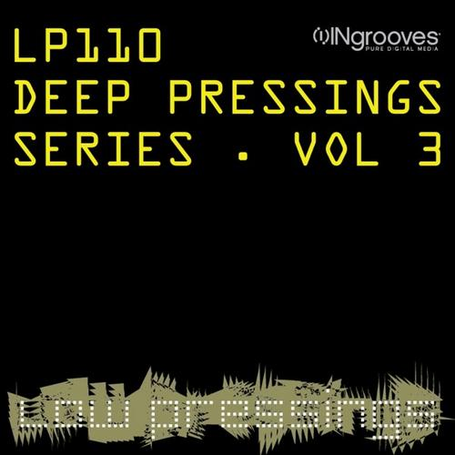 Album Art - Deep Pressings Series Vol. 3