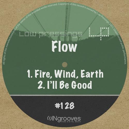 Album Art - Fire, Wind, Earth