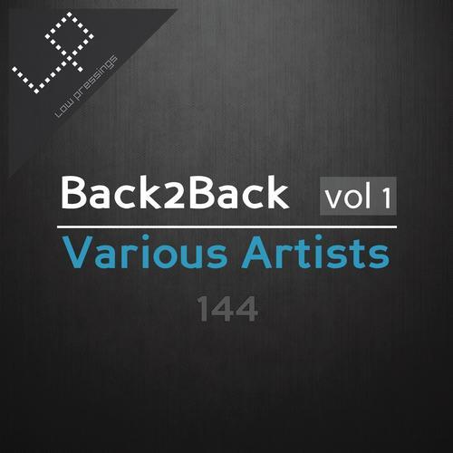 Back2Back Vol I Album Art