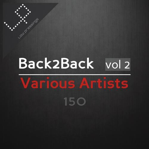 Back2Back Vol II Album Art