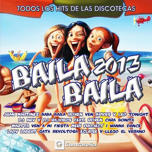 Album Art - Baila, Baila 2013