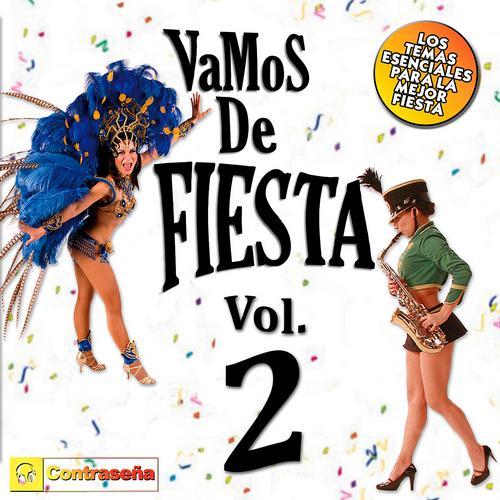 Album Art - Vamos De Fiesta Vol.2