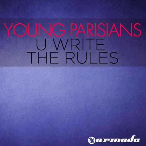 Album Art - U Write The Rules