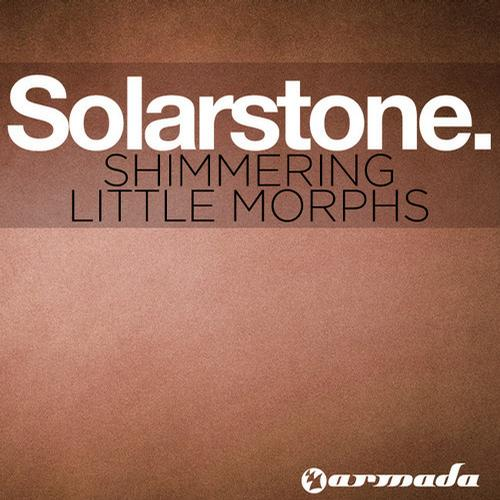 Album Art - Shimmering Little Morphs