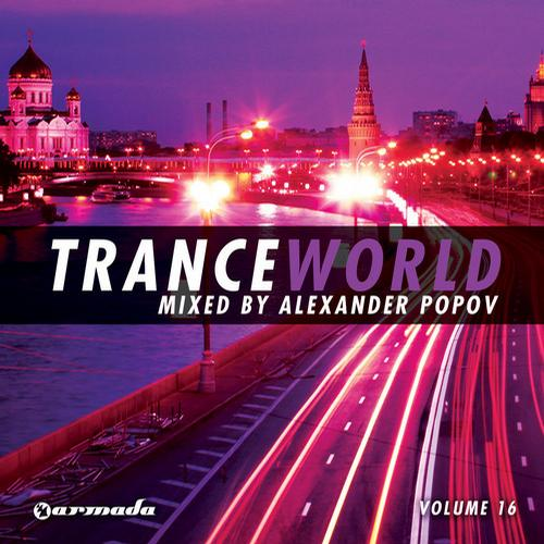 Album Art - Trance World, Vol. 16 - Mixed by Alexander Popov