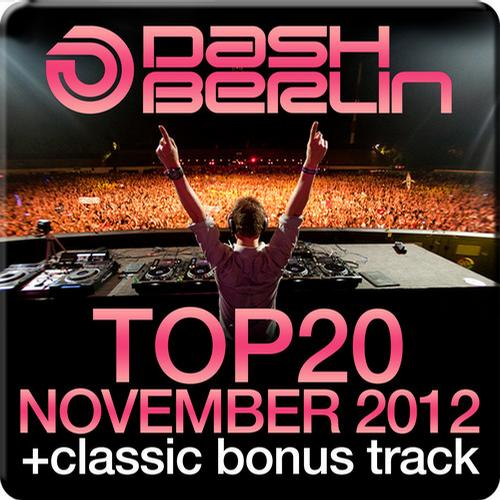 Album Art - Dash Berlin Top 20 - November 2012 - Including Classic Bonus Track