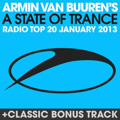 Album Art - A State Of Trance Radio Top 20 - January 2013 - Including Classic Bonus Track