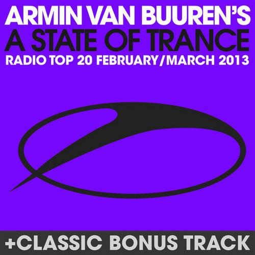 Album Art - A State Of Trance Radio Top 20 - February / March 2013 - Including Classic Bonus Track