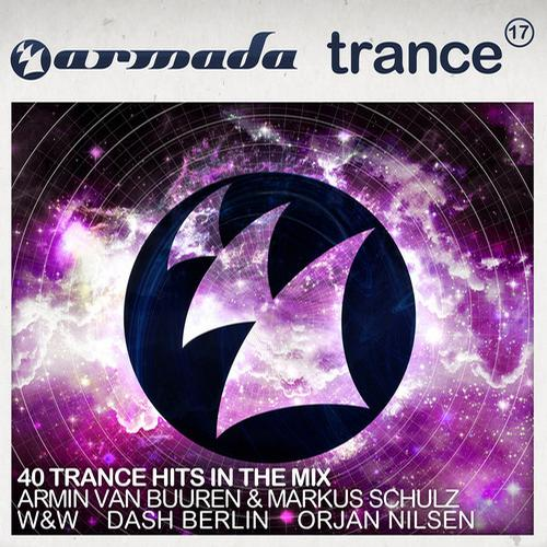 Album Art - Armada Trance, Vol. 17 - 40 Trance Hits In The Mix
