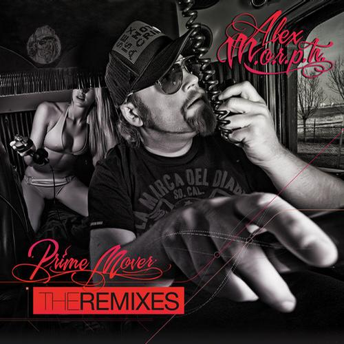 Album Art - Prime Mover - The Remixes
