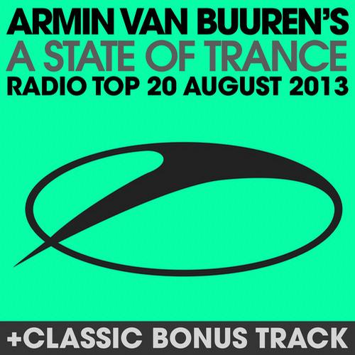 Album Art - A State Of Trance Radio Top 20 - August 2013 - Including Classic Bonus Track