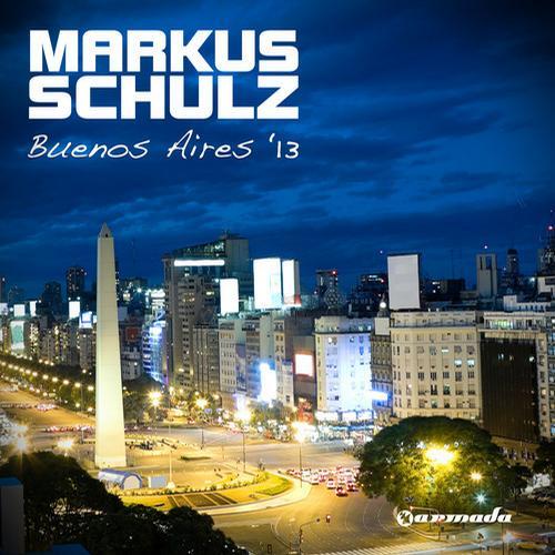 Album Art - Buenos Aires '13