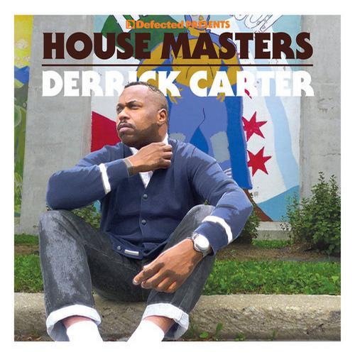 Album Art - Defected presents House Masters - Derrick Carter