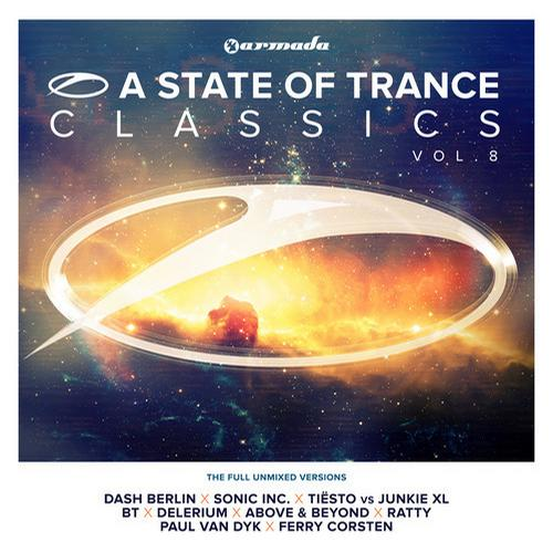 Album Art - A State Of Trance Classics, Vol. 8 - The Full Unmixed Versions