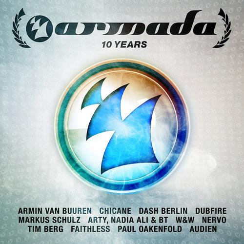 Album Art - 10 Years Armada