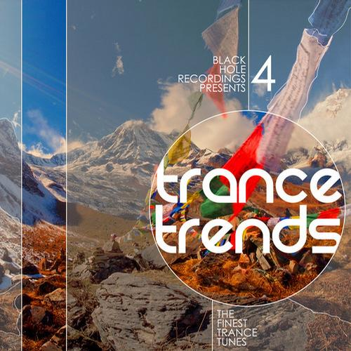 Album Art - Trance Trends 4