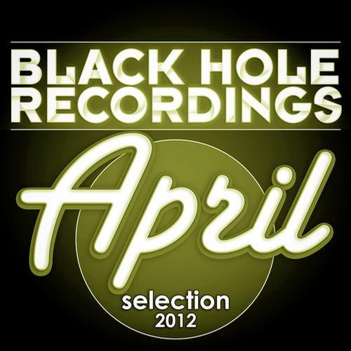 Album Art - Black Hole Recordings April 2012 Selection
