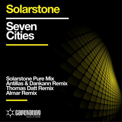 Album Art - Seven Cities - Remixes