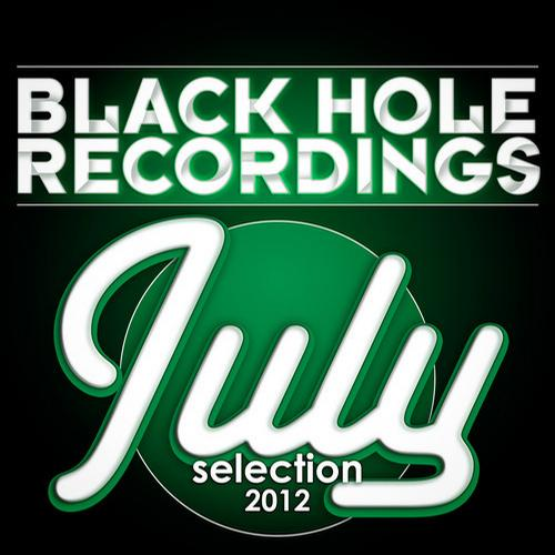 Album Art - Black Hole Recordings July 2012 Selection