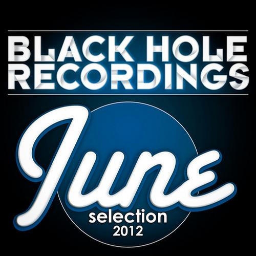 Album Art - Black Hole Recordings June Selection 2012