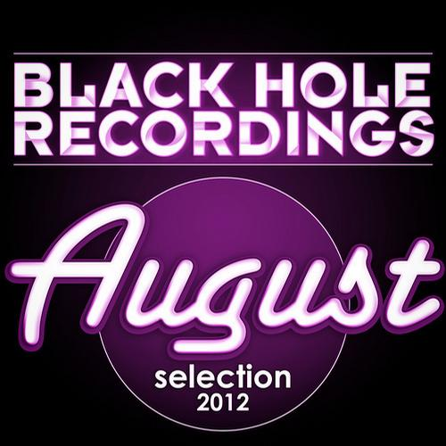 Album Art - Black Hole Recordings August 2012 Selection