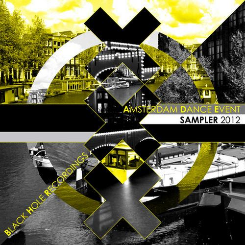 Album Art - Black Hole Recordings Amsterdam Dance Event Sampler 2012