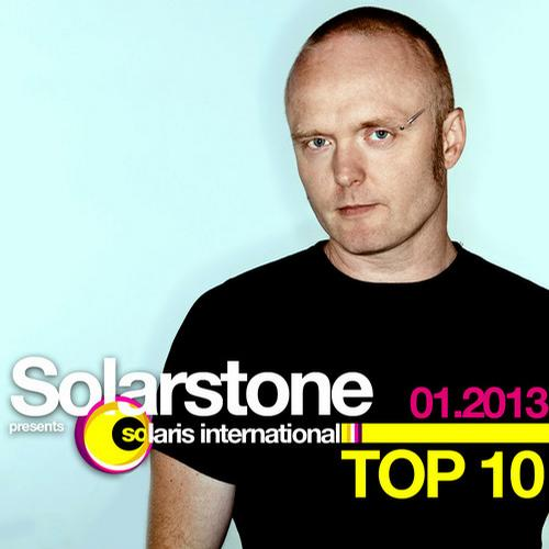 Album Art - Solarstone presents Solaris International Top 10 - 01.2013