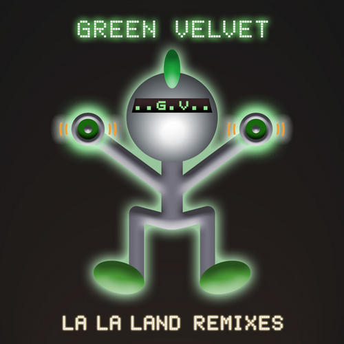 Album Art - La La Land Remixes