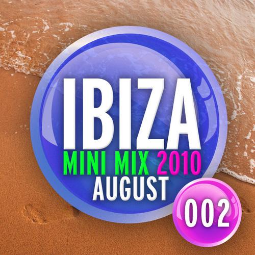 Album Art - Ibiza Mini Mix: August 2010 - 002