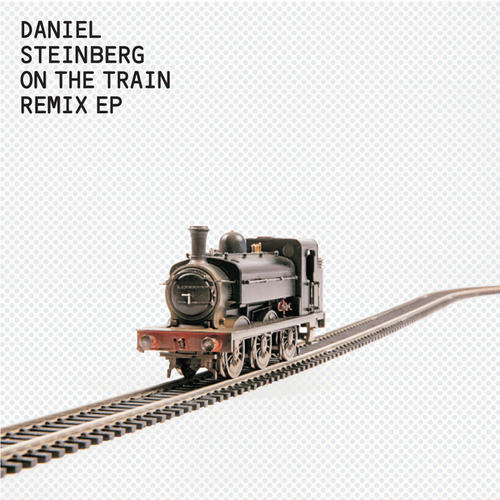 Album Art - On The Train Remix EP
